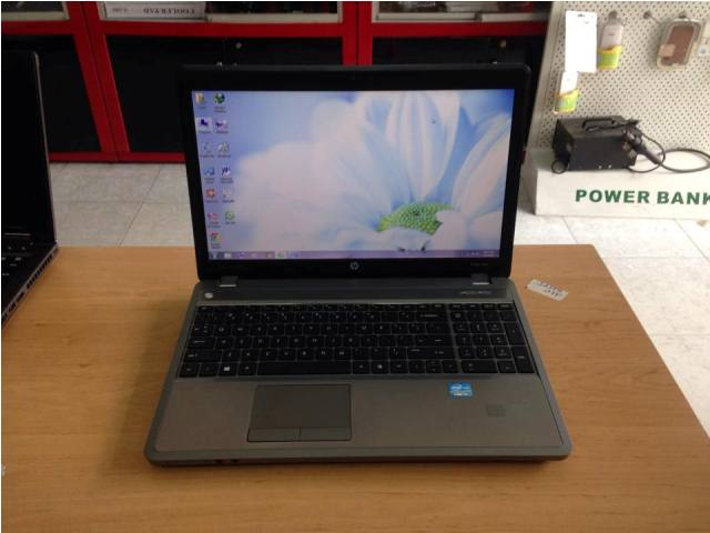 HP Probook 4540s (Intel Core i5-3210M 2.5GHz, 4GB RAM, 640GB HDD, VGA ATI Radeon HD 7650M, 15.6 inch, PC DOS)