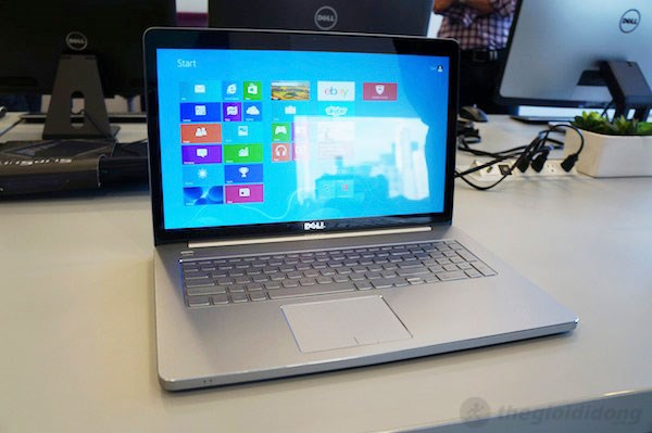 Laptop Dell Inspiron 7537