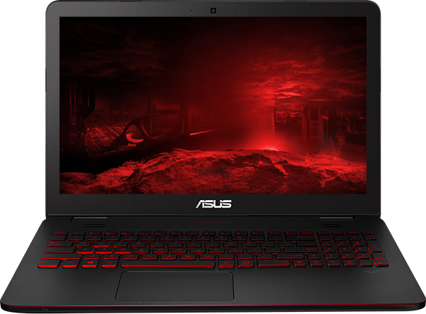 ASUS GAMING  GL552JX Core i5 – 4200H/ RAM 6GB/ HDD 1TB/ VGA GTX 950M/ 15.6′ Full HD