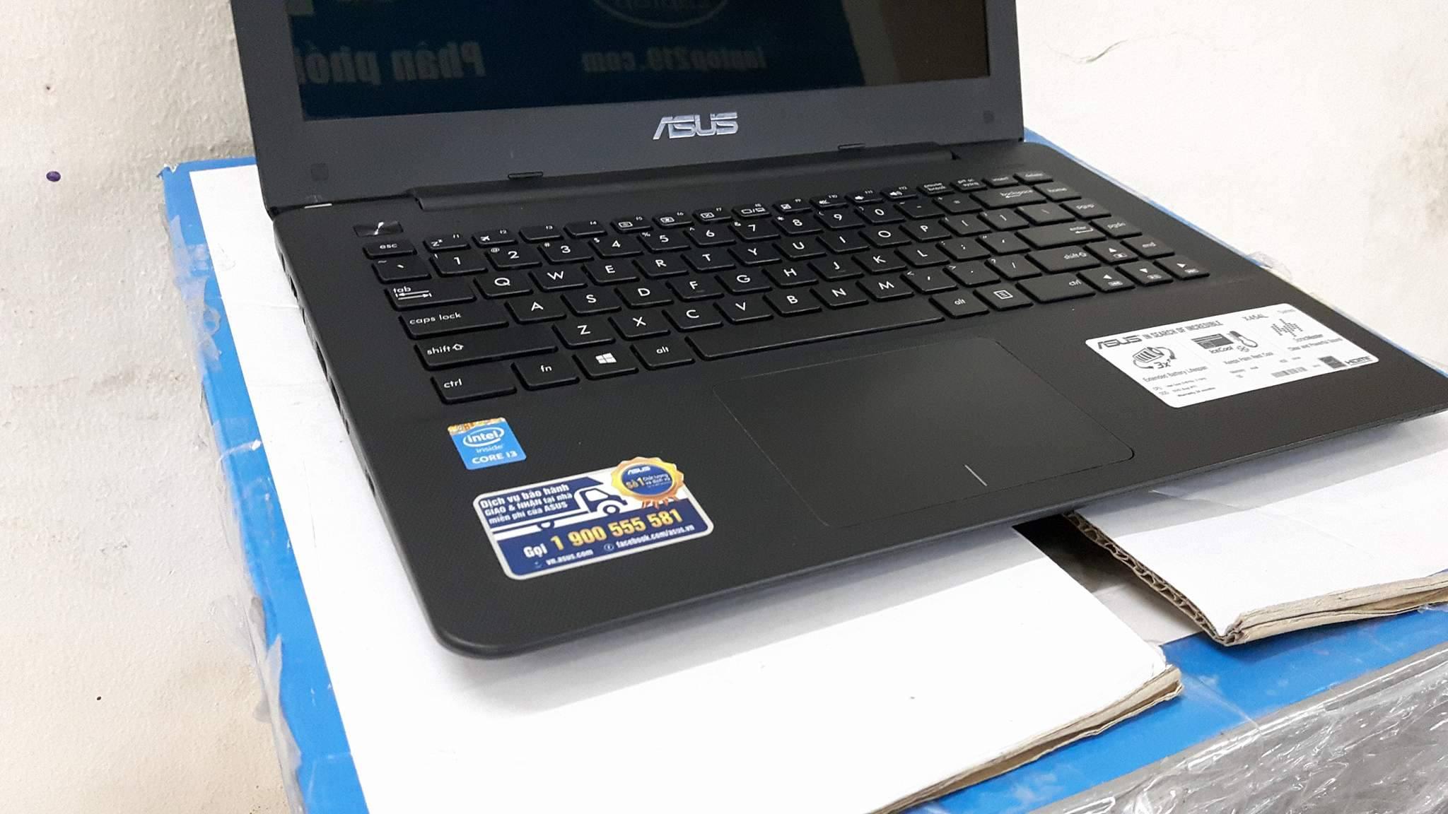 Asus X454L i3 – 5005U Ram 4gb  HDD 500gB