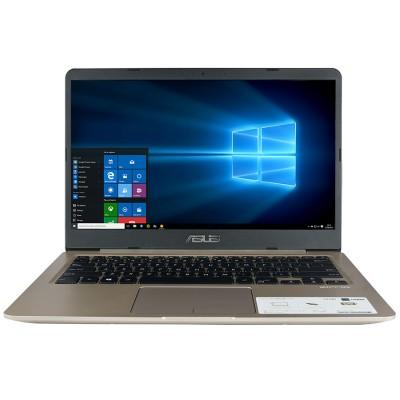 "ASUS S410U i7-8550U/4G/256G SSD/W10/14"" GOLD S410UA-"