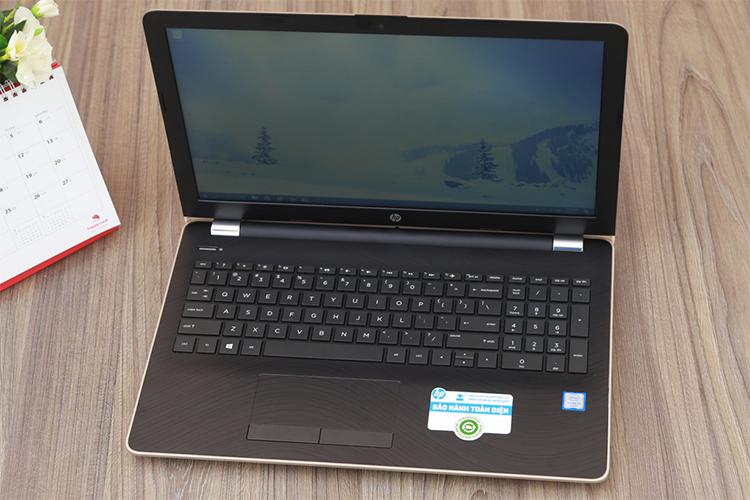 Laptop HP 15-bs647TU 3MR94PA Core i3-6006U/Win10 (15.6 inch) – Gold Bảo Hành 8 Tháng