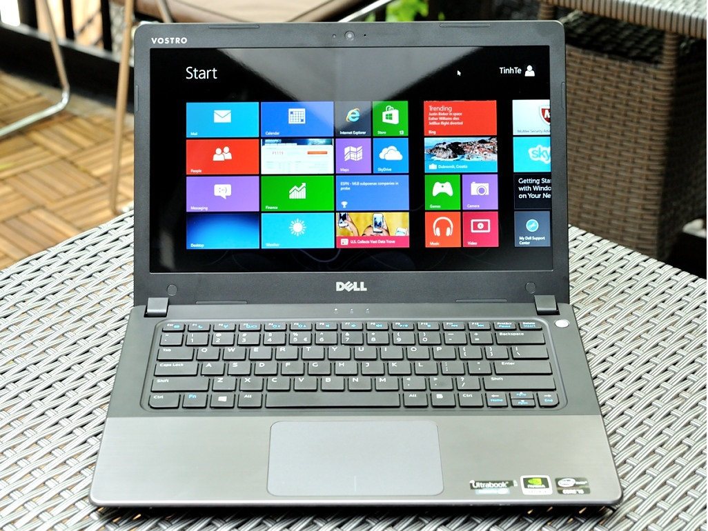 Laptop Dell Vostro 5470 Intel Core i3-4210U RAM: 4 GB, DDR3L