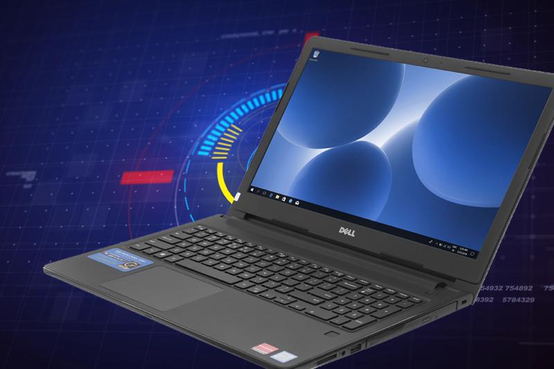 Laptop Dell Vostro 3578 V3578C Core i5-8250U/ Dos (Black) – Hàng Chính Hãng New 100% Nguyên Hộp