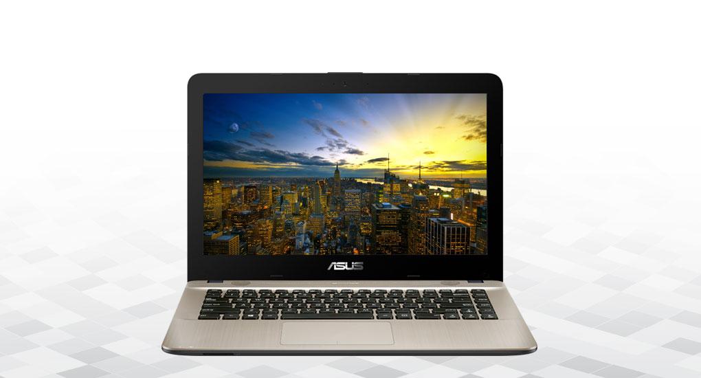 ASUS A441UA Core i3 – 6006U/ 4G RAM DDR4/ HDD 500G/ 14inch HD/ BH 12 tháng