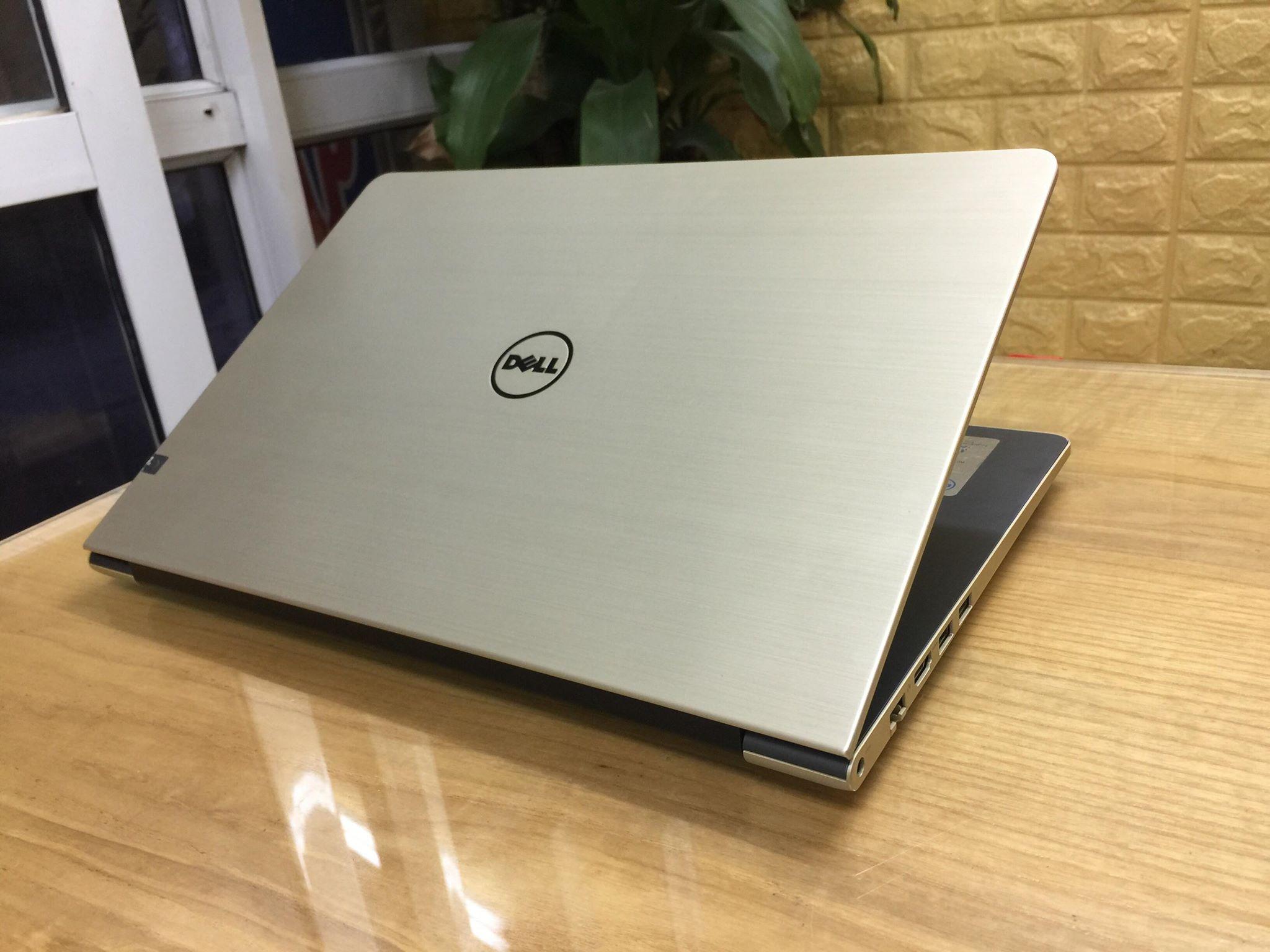 DELL VOSTRO V5568 Core i5 – 7200U/ RAM 4GB/ HDD 500GB/ Intel HD Graphics/ 15.6 inch