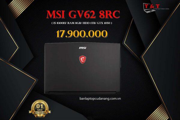 msi-gv62-8rc