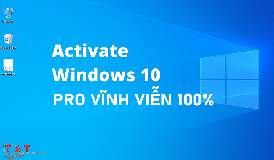 cach active win 10 pro